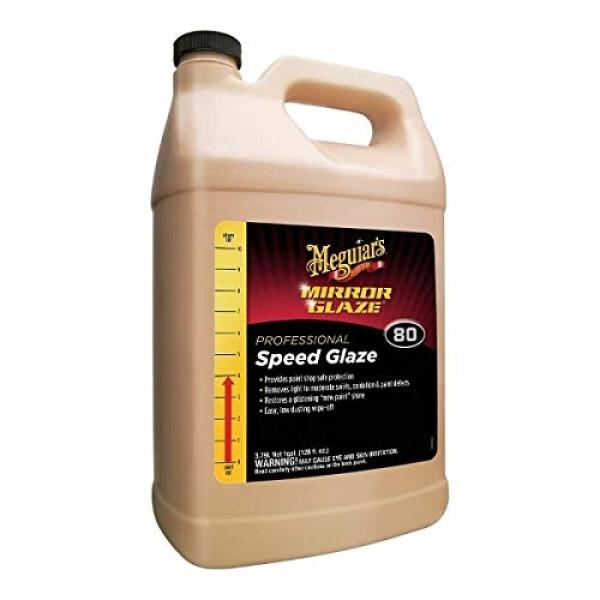 Pasta polish finisare Meguiar's Speed Glaze 3.79L, M8001 Carhub