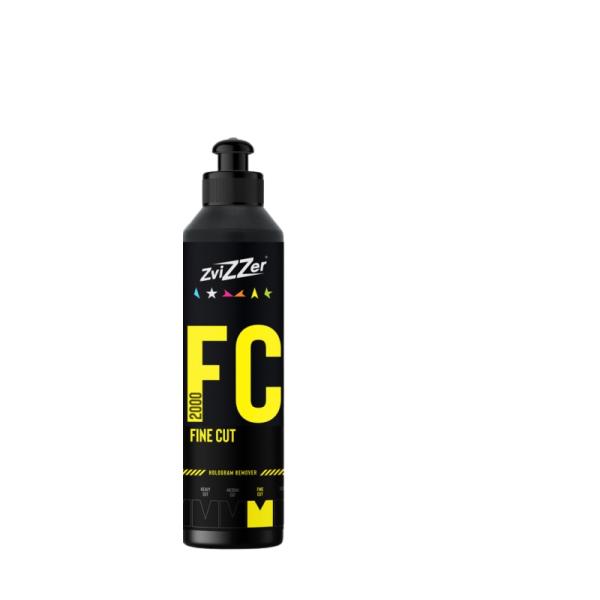 Pasta polish finish FC2000 Fine Cut Hologram Remover ZviZZer 250 ml Carhub