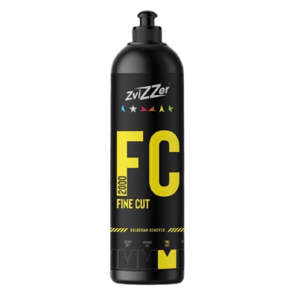 Pasta polish finish FC2000 Fine Cut Hologram Remover ZviZZer 750 ml Carhub