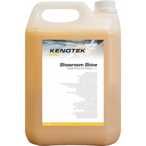 Solutie detailing rapid 5L - Showroom shine Kenotek