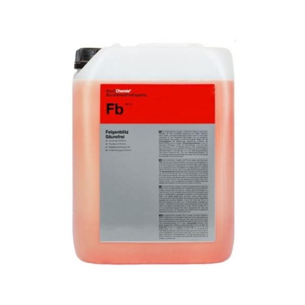 Solutie curatare jante cu indicator rosu 11 litri – Felgenblitz- Koch Chemie 218011 Carhub