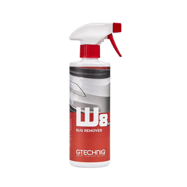 SOLUTIE INDEPARTARE INSECTE W8 Bug Remover Gtechniq 500 ml Carhub