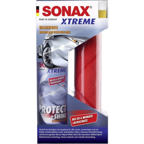 SONAX XTREME PROTECT & SHINE HYBRID NPT - PROTECTIE SI LUCIU VOPSEA 222100 Carhub