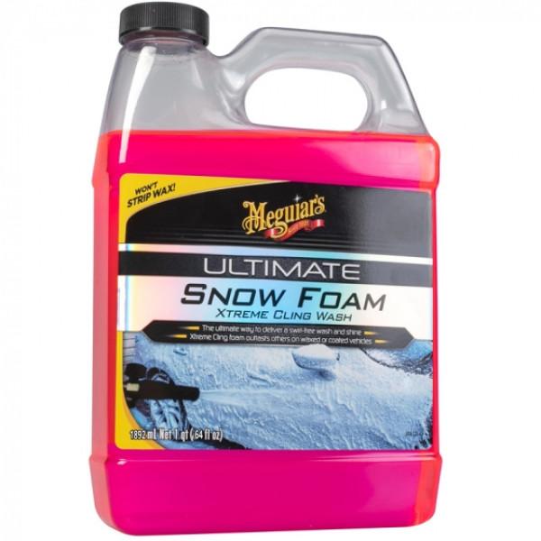 SPUMA AUTO ACTIVA ULTIMATE SNOW FOAM MEGUIAR'S 1.89L G191564EU Carhub