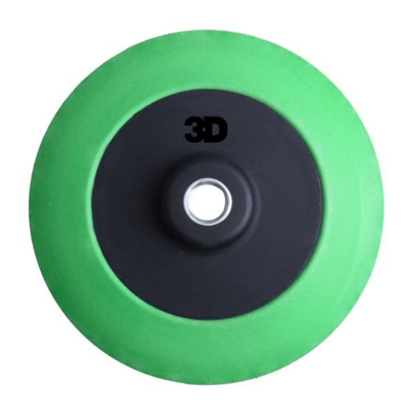 Taler 3D Flexible Rotary Backing Plate M14 146MM Carhub
