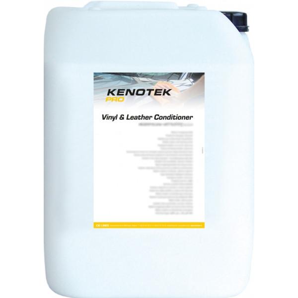 Solutie hidratare piele & vinil 5L - Leather&vinil conditioner - Kenotek