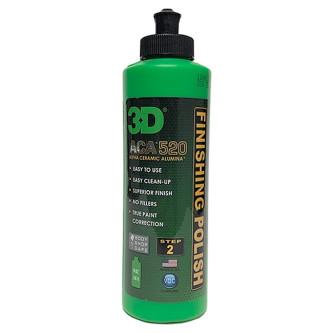 3D ® ACA™ FINISHING POLISH 236 ml Carhub