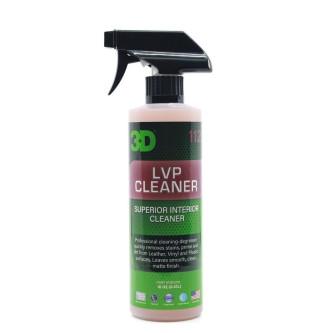 3D LVP Cleaner, SOLUTIE PT. PIELE, VINIL SI PLASTIC Carhub
