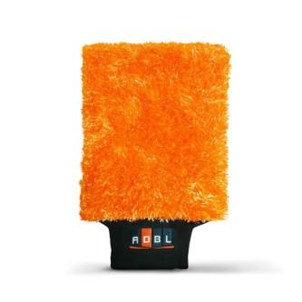 ADBL CAREMITT, Manusa Microfibra Orange