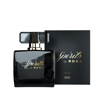 ADBL Spirits Speed, Parfum auto 50ml Carhub