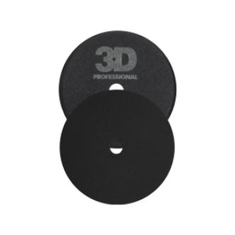 Burete negru finish 3D 140mm