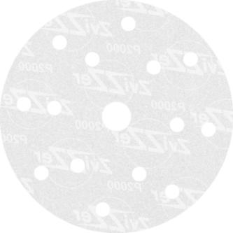 Disc abraziv P3000 - slefuire uscata - Zvizzer