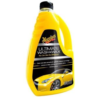 Sampon auto 1.4L - Ultimate Wash&Wax Meguiar's