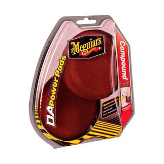 """Burete polish abraziv - DA Compound Power Pads 4"""" Meguiar's"""