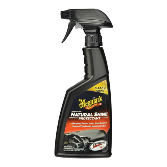 Dressing plastic - Natural Shine Protectant Meguiar's