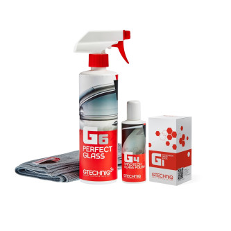 g4,nanotech glass polish,gtechniq,polish sticla