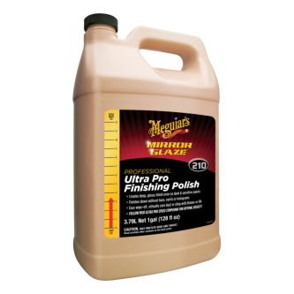 Mirror Glaze Ultra Pro Finishing Polish, polish finish 3.78L M21001