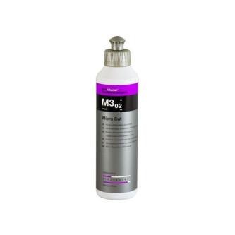 Pasta polish finish cu protectie carnauba - Koch Chemie M3.02 - 250ml