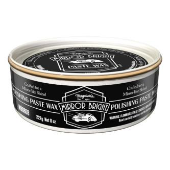 CEARA AUTO MEGUIAR'S MIRROR BRIGHT POLISHING PASTE WAX