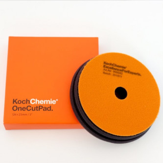 One Cut Pad, burete polish one step koch Chemie 126x23 mm 999592 carhub