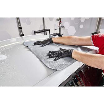 PROSOP PENTRU USCARE DIN MICROFIBRA Gtechniq MF4 Diamond Sandwich Microfibre Drying Towel Carhub_2