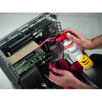 SOLUTIE CURATARE CONTACTE ELECTRICE SONAX ELECTRIC COMPONENTS CLEANER 400ML, 460300 Carhub_1