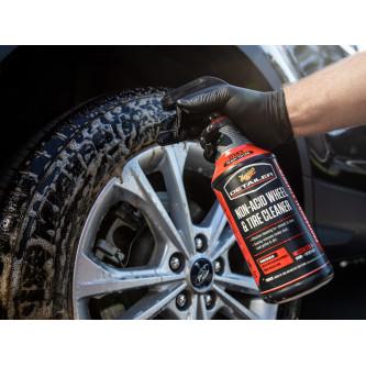 Solutie curatare jante si anvelope Meguiar's Non-Acid Wheel & Tire Cleaner 946ml Carhub_1