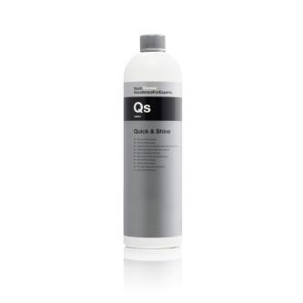 Solutie detailing auto rapid - Quick&Shine - Koch Chemie-1 L 168001