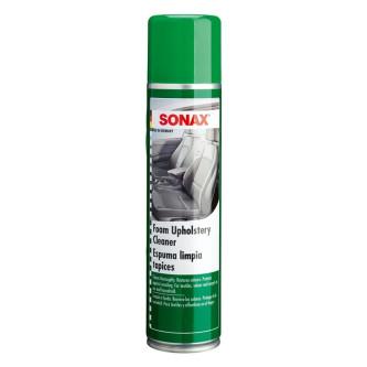 SONAX SPRAY SPUMA PENTRU CURATARE TEXTILE (TAPITERIE) 400ML 306200 Carhub