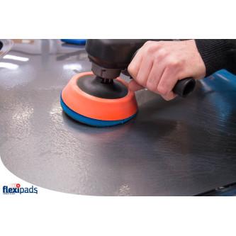Taler velcro moale pentru rotativa M14 Flexipads Ultra Soft 148mm Carhub_2