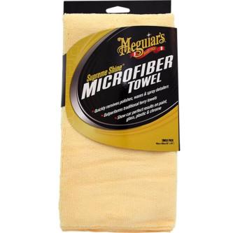 Prosop microfibra 40x60cm - Supreme Shine Microfiber Towel Meguiar's X2010