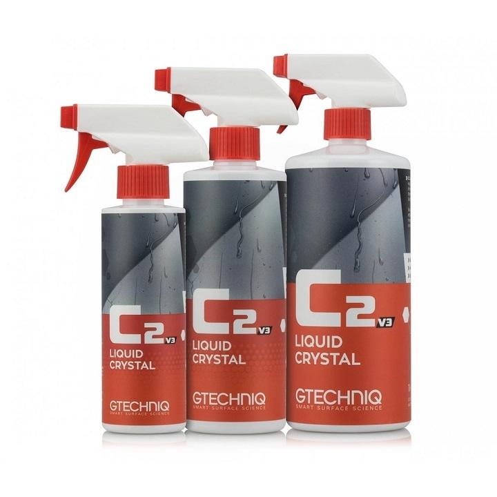 C2v3 Liquid Crystal Gtechniq