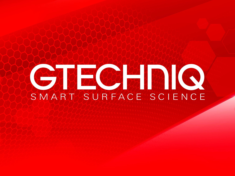 Logo Gtechniq Smart Surface Science